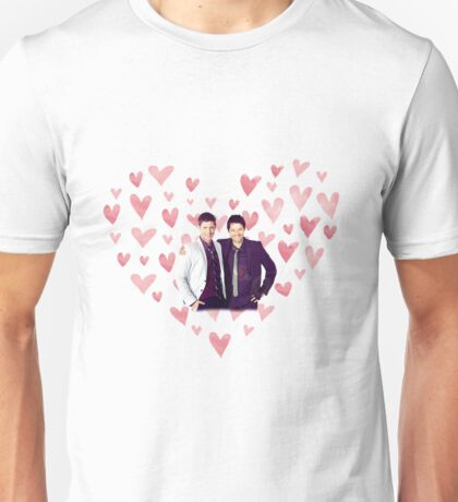 Cockles heart graphic Unisex T-Shirt