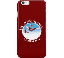 San Juan Islands, Washington iPhone Case/Skin
