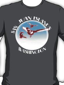 San Juan Islands, Washington T-Shirt