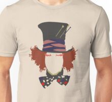 MadHatter PNG Unisex T-Shirt