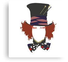 MadHatter PNG Canvas Print