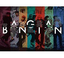 BANGTAN - Wings Photographic Print