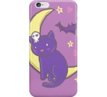 Hallow Kitty iPhone Case/Skin