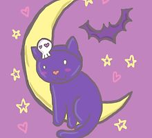 Hallow Kitty by DixxieMae