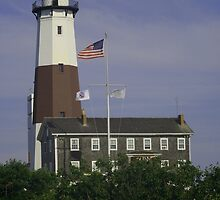 Montauk Lighthouse by Gilda Axelrod
