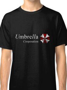 Resident Evil-Umbrella Corporation Classic T-Shirt