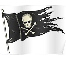 Pirate Flag for your Pirating Needs. Poster