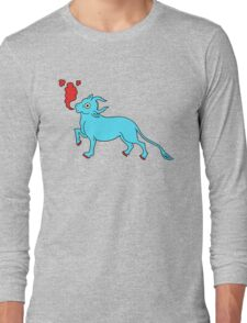 Cyclop bull Long Sleeve T-Shirt