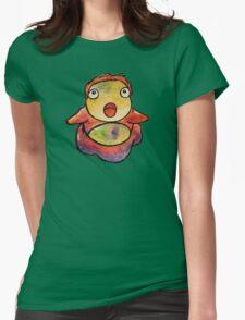 Cute Ponyo! Studio Ghibli Womens Fitted T-Shirt
