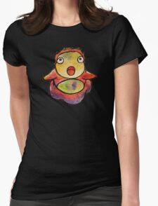 Cute Ponyo! Studio Ghibli Womens Fitted T-Shirt