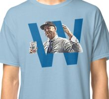 Chicago Cubs World Series Champions 2016 Bill Murray Classic T-Shirt