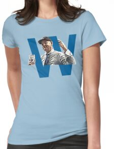 Chicago Cubs World Series Champions 2016 Bill Murray Womens Fitted T-Shirt