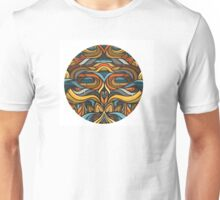 Circular pattern #2 Unisex T-Shirt