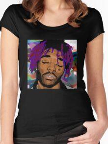 Lil Uzi Vert Women's Fitted Scoop T-Shirt