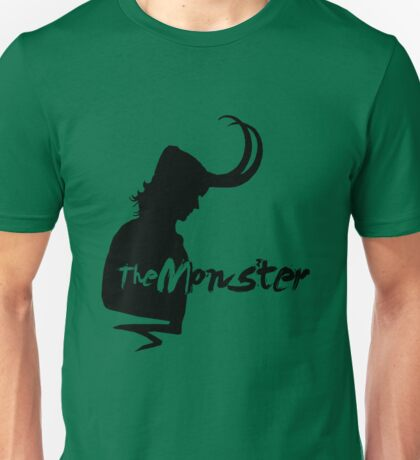 Join the Monster Unisex T-Shirt