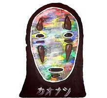 Spirited Away No Face! Kaonashi by Jonny2may