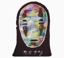 Spirited Away No Face! Kaonashi Kids Clothes