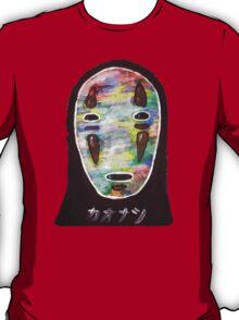 Spirited Away No Face! Kaonashi T-Shirt