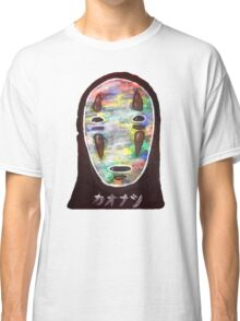 Spirited Away No Face! Kaonashi Classic T-Shirt