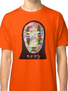 Spirited Away No Face! Kaonashi Classic T-Shirt