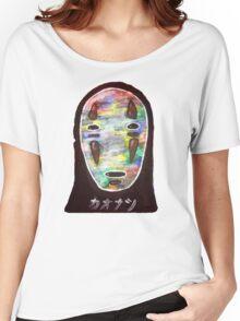 Spirited Away No Face! Kaonashi Women's Relaxed Fit T-Shirt