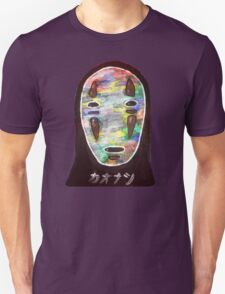 Spirited Away No Face! Kaonashi Unisex T-Shirt