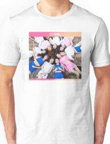 TWICE 'TT' Group Unisex T-Shirt