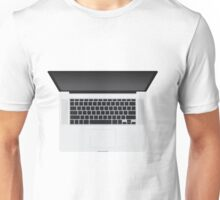 "MacBook Pro 15"" - Iconic Gear Unisex T-Shirt"