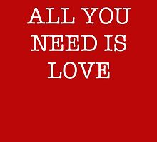All You Need Is Love - The Beatles by Jollyrobin