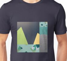 Mural collage.  Unisex T-Shirt