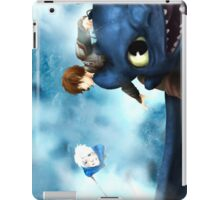 Wind, take us home - Hijack - Vertical iPad Case/Skin