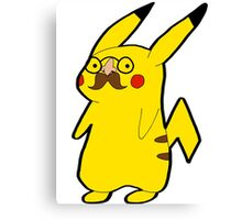 Disguised Pikachu Canvas Print