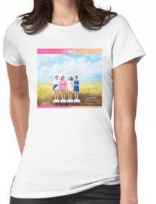 TWICE 'TT' - Nayeon, Jungyeon, Mina, Momo Womens Fitted T-Shirt