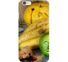 Melon the rampage iPhone Case/Skin