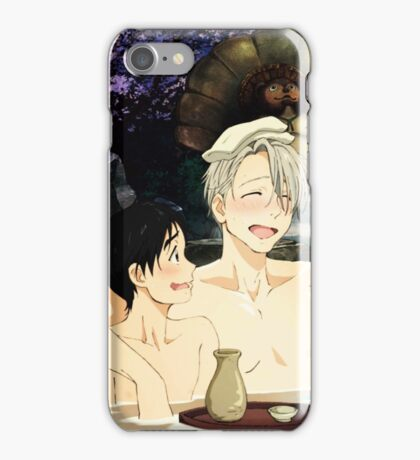 Onsen iPhone Case/Skin