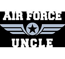 Air Force Uncle Photographic Print