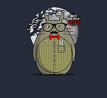 My Hipster Totoro by maped