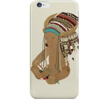 chief ted iPhone Case/Skin
