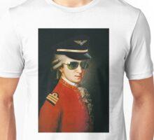 Pilot Amadeus Mozart Unisex T-Shirt