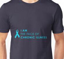 Face Of Chronic Illness Unisex T-Shirt