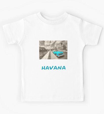 Blue Havana  Kids Tee