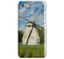 Wooden Windmill iPhone Case/Skin