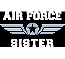 Air Force Sister Photographic Print