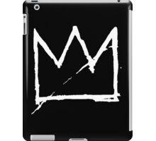 Crown (White) iPad Case/Skin
