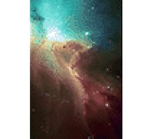 8-bit Galaxy I Photographic Print