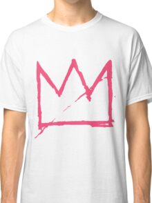 Crown (Pink) Classic T-Shirt