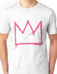 Crown (Pink) Unisex T-Shirt