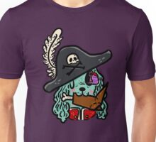 Pirate Zombie Dog Unisex T-Shirt
