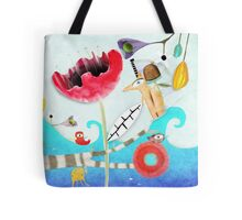 Delicious Flavored Candy  Tote Bag