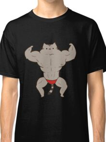 pushen goes to gym Classic T-Shirt